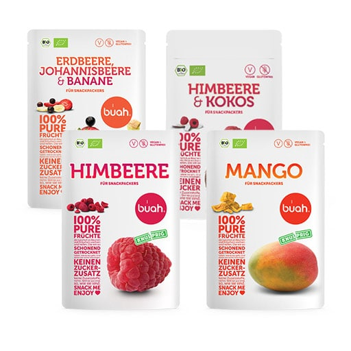 buah gefriegetrocknete Früchte