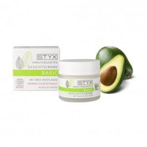 STYX Naturcosmetic Gesichtscreme Avocado